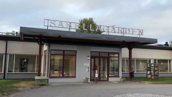 Korttidsvistelse Isabellagården